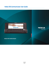Nokia 002B370 User Manual