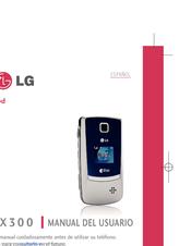 lg ax300 manuals rh manualslib com Verizon LG Flip Phone Manual LG Cosmo Instruction Manual