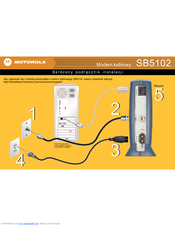 Consumers - Motorola SURFboard Cable Modem USB Drivers