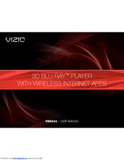 Vizio blu ray player manual #17929.