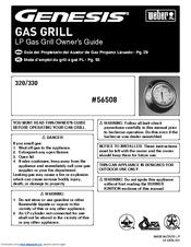 weber e 330 owner s manual pdf download rh manualslib com weber genesis gas grill user manual weber genesis silver b grill manual