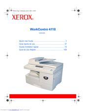 xerox workcentre 4118 manuals rh manualslib com manual xerox workcentre 4118 series xerox workcentre 4118 service manual