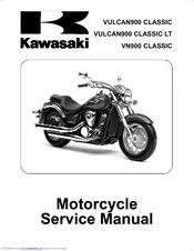 Kawasaki VN900 CLASSIC Manuals