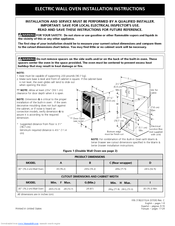 electrolux e30ew85gps icon 30 professional series electric double rh manualslib com Electrolux 2100 Vacuum Diagram Electrolux Refrigerator Parts Diagram