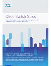 CISCO WS-C4900M MANUAL Pdf Download