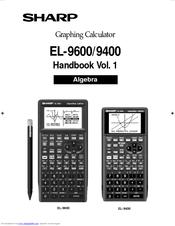 sharp el9600c graphing calculator manuals rh manualslib com hp prime graphing calculator manual pdf graphing calculator manual ti-84 plus
