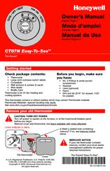 Honeywell Thermostat Ct87N Wiring Diagram from data2.manualslib.com