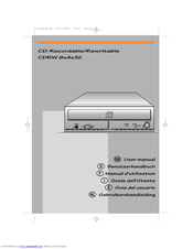 HP Pavilion a800 - Desktop PC User Manual
