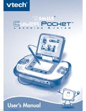vtech v smile cyber pocket manuals rh manualslib com V.Smile Barney the Land of Make Believe V.Smile Pocket Games