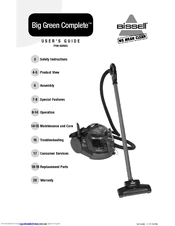 bissell powerwash pro instructions