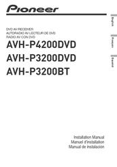 pioneer avh p3200dvd manuals rh manualslib com pioneer avh-p3200bt user manual Pioneer AVH P3100DVD Wiring-Diagram