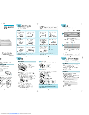 Samsung SC-148A User Manual