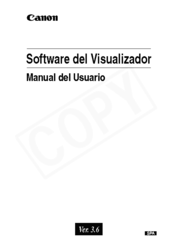 Canon VB-C50FSi Manual Del Usuario