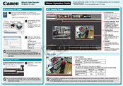 Canon VB-C50FSi Operation Manual