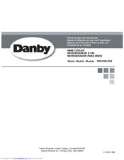 Danby Dwc93blsdb Manuals