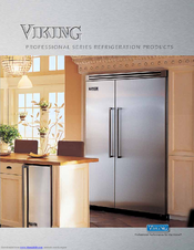 Viking Professional VCSB548D Product Brochure