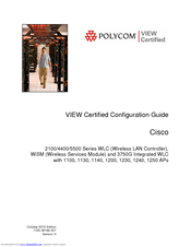 Cisco 2100 Series Configuration Manual