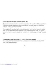 huawei e5331 manuals rh manualslib com huawei mobile wifi e5331 manual huawei e5331 manual download