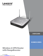linksys wrv200 manuals rh manualslib com Linksys WAP54G linksys wrv200 manual pdf