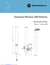 Motorola AP 5131 - Wireless Access Point Specifications Manual