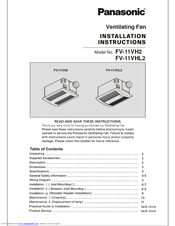 379011_fv11vf2_product panasonic fv 11vhl2 manuals panasonic fv 11vhl2 wiring diagram at gsmportal.co