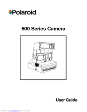 polaroid 660 autofocus 660 land camera user manual pdf download rh manualslib com polaroid af 660 manual polaroid sun autofocus 660 manual