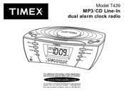 timex t439s manuals rh manualslib com Timex User Manuals T128 Timex User Manuals T128