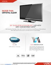 vizio m320sl manuals rh manualslib com Vizio Remote User Manual Vizio Owners ManualDownload