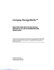 compaq 4354r storageworks enclosure storage manuals compaq presario f700 support hp compaq presario f700 manual