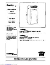 danby designer dpac10061 owner s manual pdf download rh manualslib com Operater Danby Air Conditioners Manuals danby air conditioner dpac10061 manual