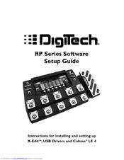 digitech cubase le4 manuals rh manualslib com Steinberg Cubase Le 4 Cubase VST Q