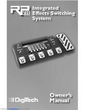 digitech rp500 manuals rh manualslib com Digitech Bass Multi-FX Processors Digitech Rp5