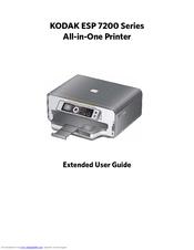 kodak esp 7250 all in one printer manuals rh manualslib com kodak printer esp 3250 instruction manual kodak mini printer user manual
