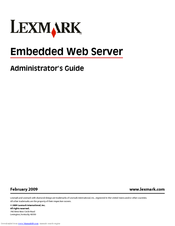 lexmark x738de manual