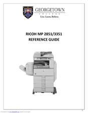 ricoh mp 3351 manuals rh manualslib com ricoh sp211 manual ricoh sp112 manual