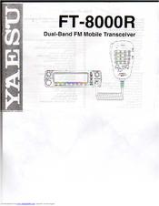 YAESU FT-8000R Manual