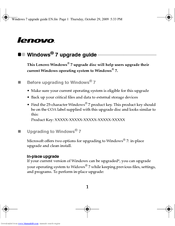 Lenovo Y530 - IdeaPad - Core 2 Duo 2.13 GHz Upgrade Manual
