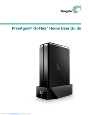 Seagate goflex home user manual pdf download.