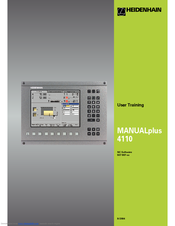 Heidenhain manual plus 4110.