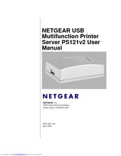NEW DRIVERS: NETGEAR PS121V2
