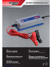 Ultimate Speed,car Battery Charger ULGD 3.8 B1