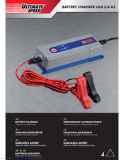 Ultimate Speed Ulg 3 8 A1 Battery Charger Manuals