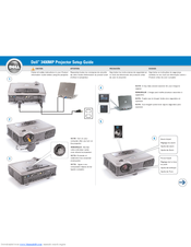 Dell 3400MP - XGA DLP Projector Setup Manual