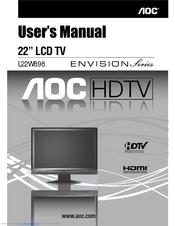 aoc l22w898 manuals rh manualslib com User Webcast User Webcast