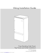 Viking Vcff036ss Manuals