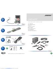 bose 37487 quick setup manual pdf download rh manualslib com bose cinemate 130 instruction manual bose cinemate 130 instruction manual
