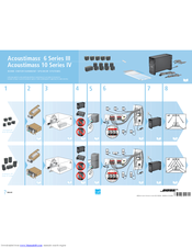 bose acoustimass 6 series iii manuals rh manualslib com bose acoustimass 6 iii manual bose acoustimass 6 iii manual