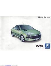 peugeot 206 cc manuals