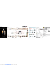 MAGIMIX M100 Nespresso Essenza Instruction Manual