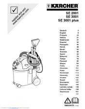 Бытовой пылесос моющий karcher se 3001 1. 081-121 цена, отзывы.